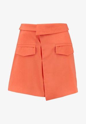 ARI SKIRT - Minisukně - orange