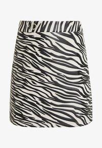 4th & Reckless - CINDY SKIRT - A-line skirt - black - 3