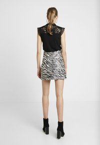 4th & Reckless - CINDY SKIRT - A-line skirt - black - 2