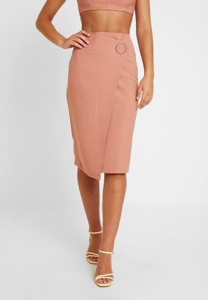 WEST SKIRT - Pencil skirt - blush