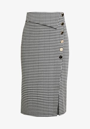 CANNON SKIRT - Gonna a tubino - houndstooth