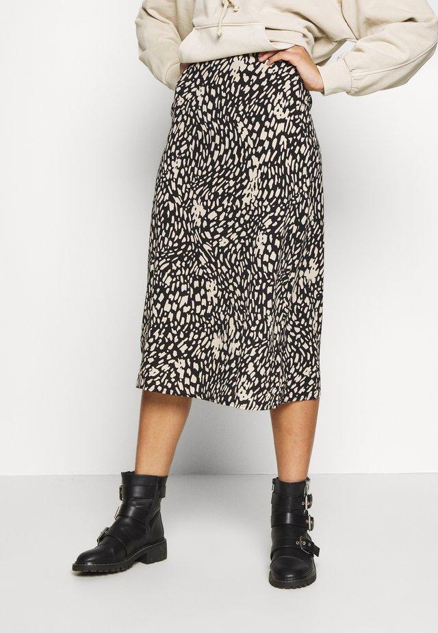 JOSEFINE SKIRT - Pencil skirt - black
