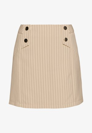 MAGGIE SKIRT - A-line skirt - nude