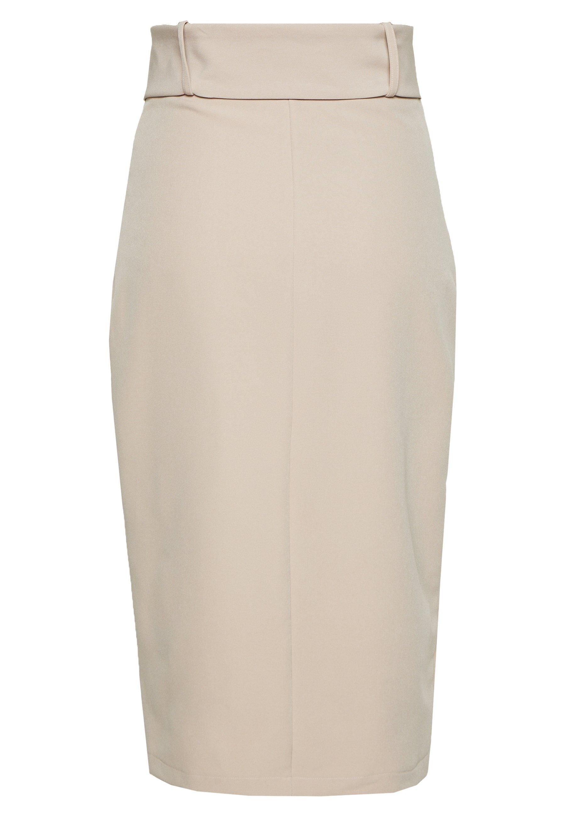 4th & Reckless Duchess Skirt - Mini Nude Pink