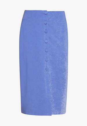 RENEE SKIRT - Bleistiftrock - blue