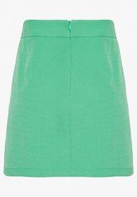 4th & Reckless - IVY SKIRT - Mini skirt - green - 1