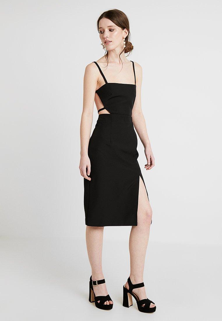 4th & Reckless - MIRANDA DRESS - Vestito elegante - black