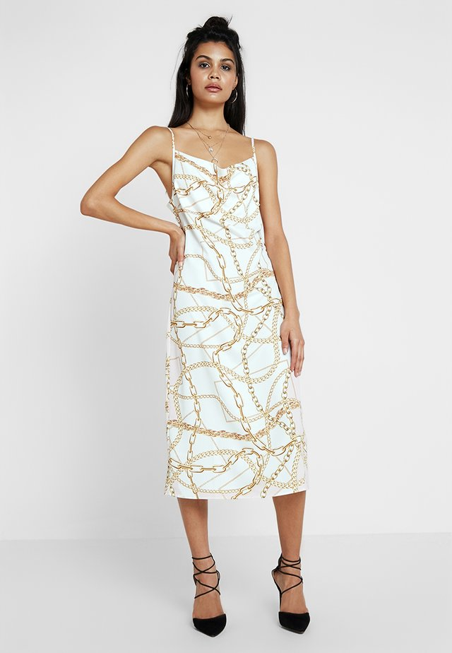 BITTER - Cocktail dress / Party dress - white