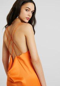 4th & Reckless - ANIMAL LARSEN DRESS - Day dress - orange - 3