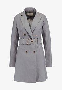 4th & Reckless - EXCLUSIVE MARI BLAZER DRESS - Robe chemise - grey - 3