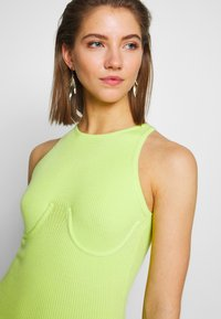 4th & Reckless - SAFFIE - Day dress - lime - 4