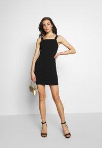 4th & Reckless - HART - Vestido ligero - black - 1