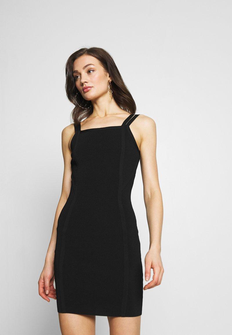 4th & Reckless - HART - Vestido ligero - black