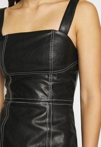 4th & Reckless - MARCELLA - Korte jurk - black - 5