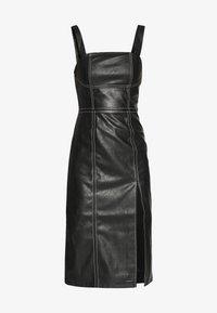 4th & Reckless - MARCELLA - Korte jurk - black - 4