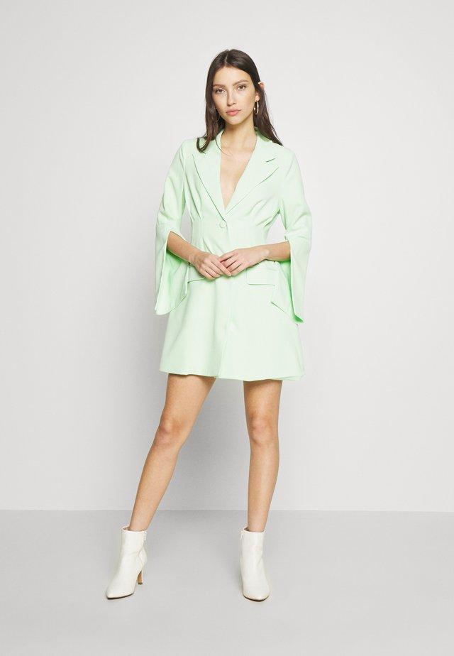 ALESSIA - Skjortekjole - mint