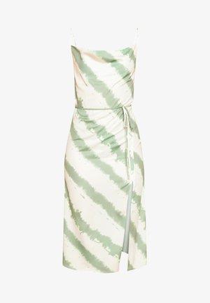 LAURIE - Sukienka letnia - beige/green