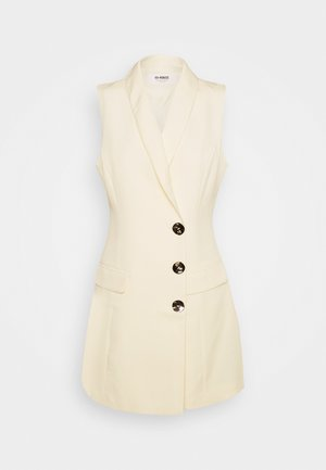 MAISIE BLAZER DRESS - Sukienka etui - cream