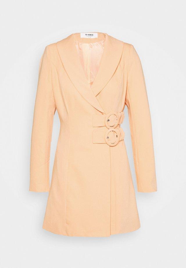 JESSIE DRESS - Short coat - orange