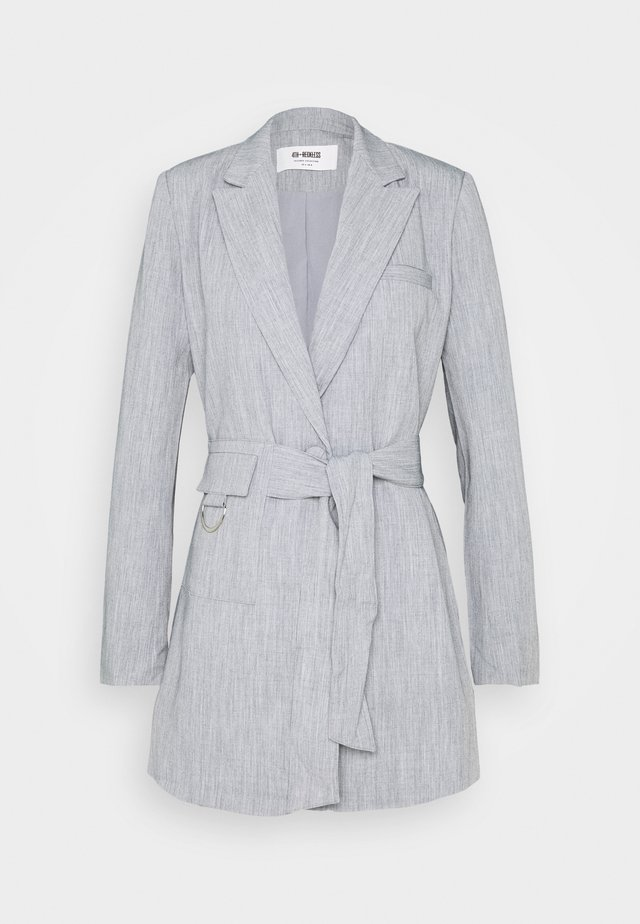 RUBY BLAZER DRESS - Blazer - grey