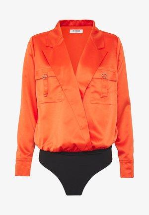 MAE - Blouse - orange