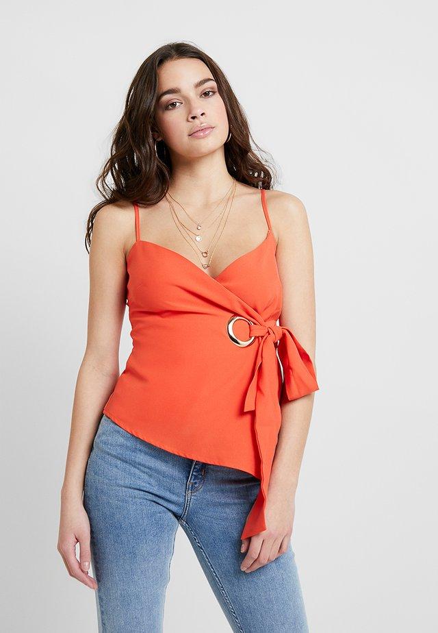 TAURUS - Top - orange