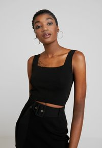 4th & Reckless - LUNA  - Top - black - 3