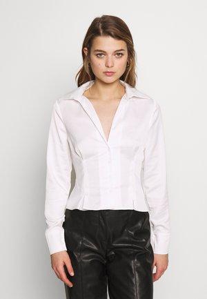 EVIANA - Blouse - white