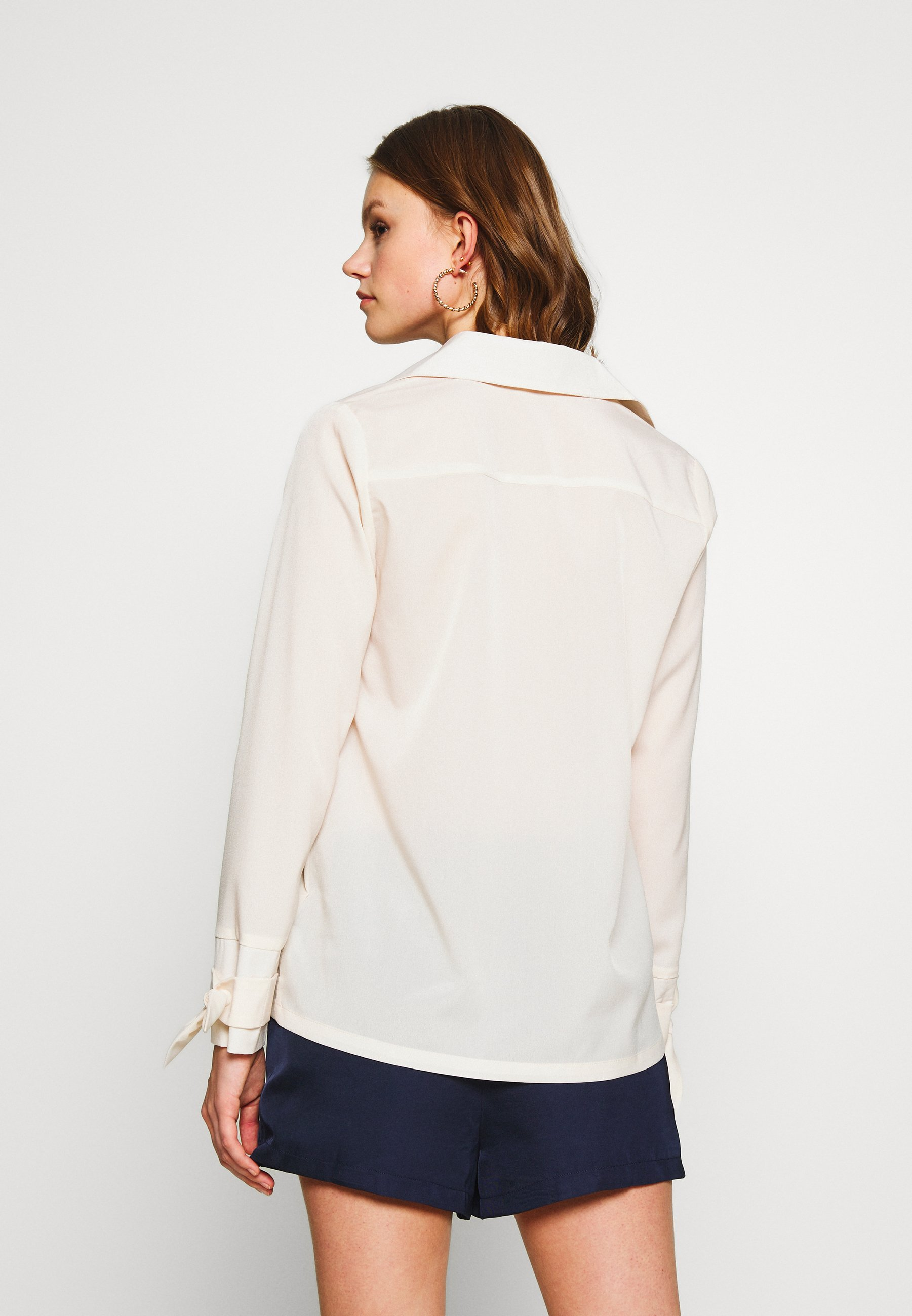 4th & Reckless EXCLUSIVE MISSY - Blouse - cream