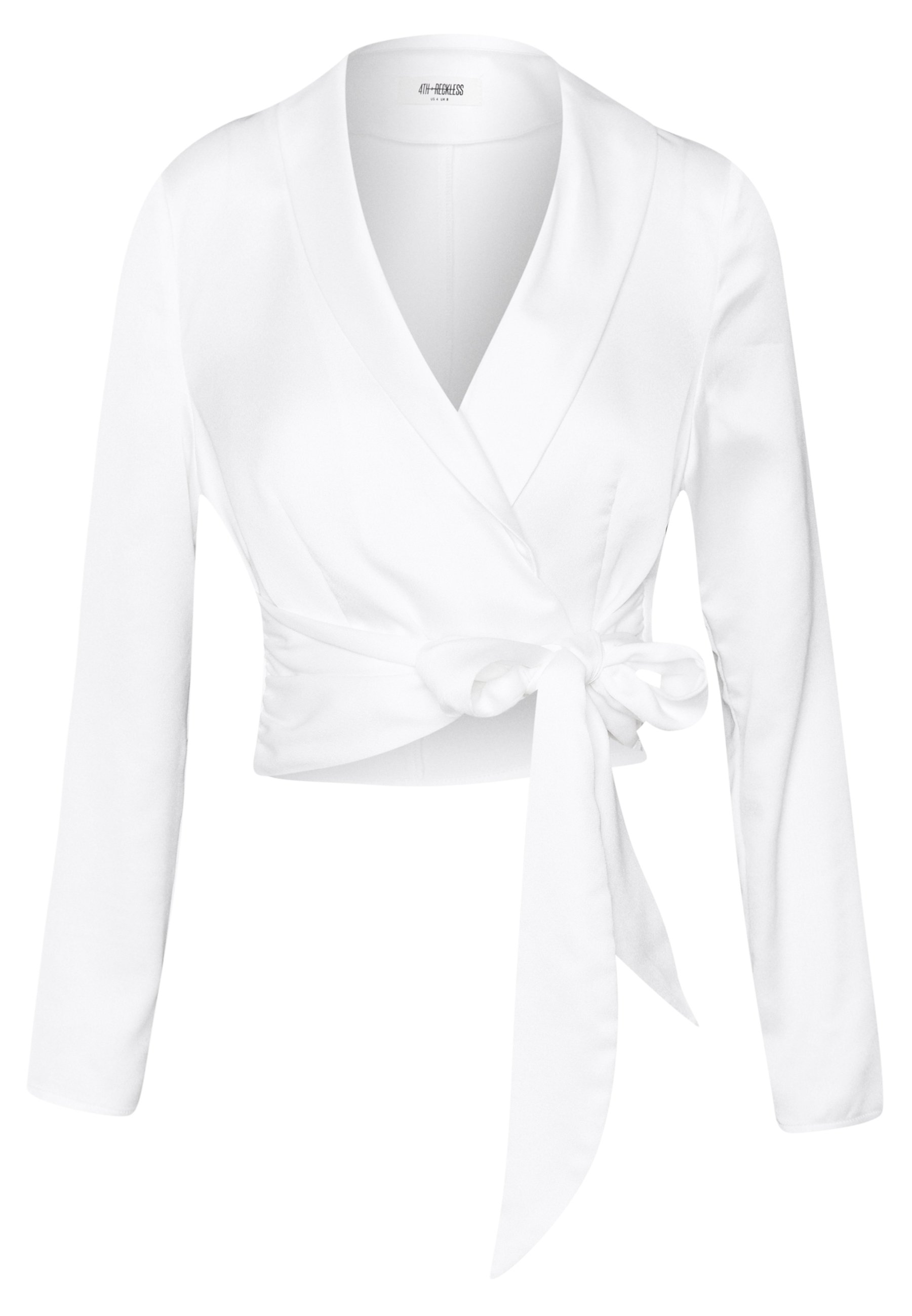 4th & Reckless OLGA - Blouse - white