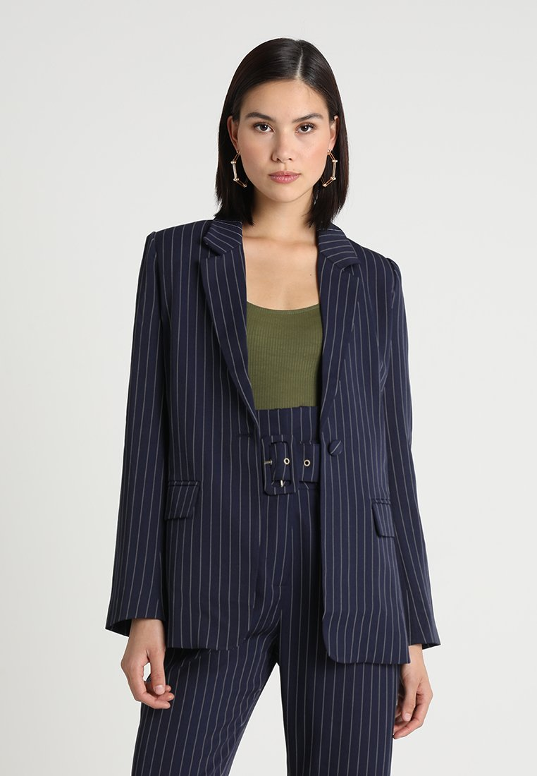 4th & Reckless - EMILY - Short coat - navy