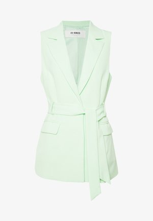 JETT JACKET - Bodywarmer - mint
