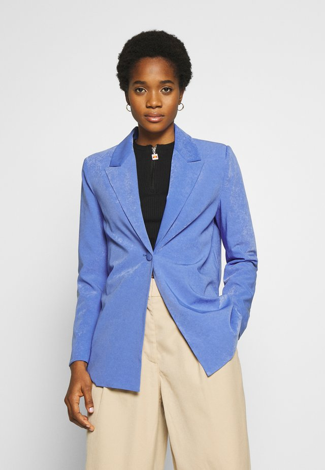 WILLOW OVERSIZED BLAZER - Żakiet - blue