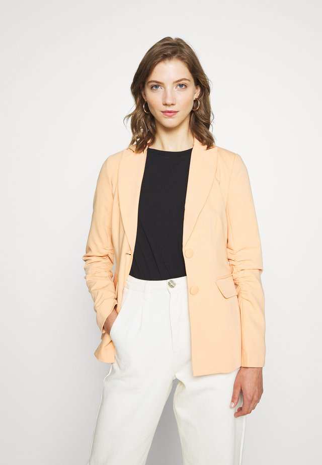 ALLIE BLAZER - Short coat - orange