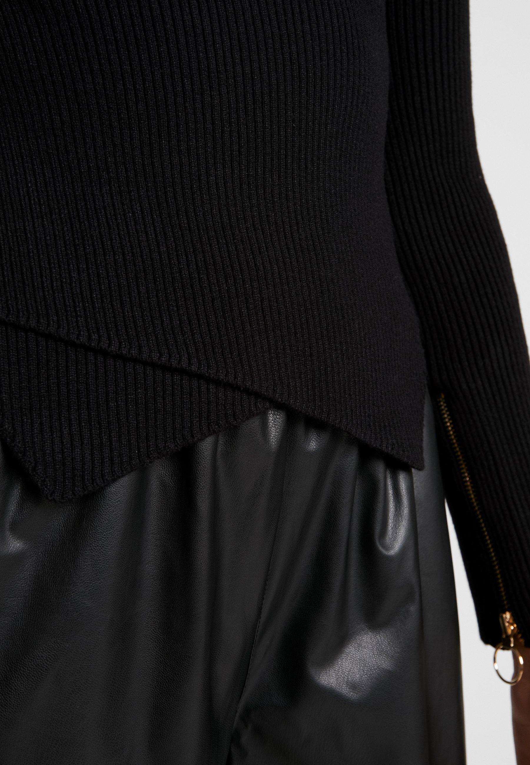 4th & Reckless HALLIE - Sweter - black