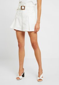 4th & Reckless - ALEISHA  - Shorts - white - 0
