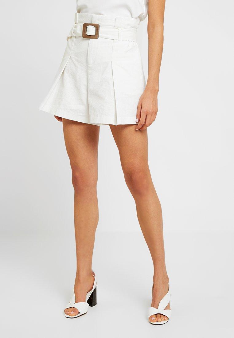 4th & Reckless - ALEISHA  - Shorts - white