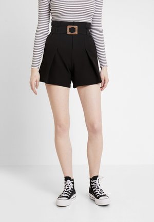 ALEISHA  - Shorts - black