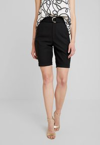 4th & Reckless - WORTHINGTON - Shorts - black - 0