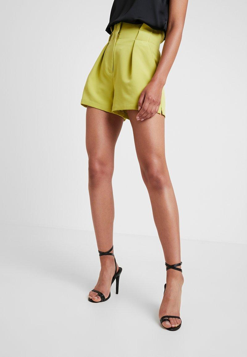 4th & Reckless - KIKI - Shorts - lime