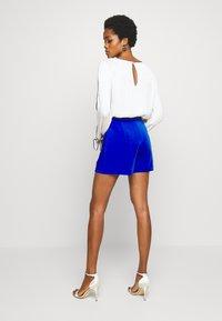 4th & Reckless - RONNIE SHORT - Shorts - blue - 2
