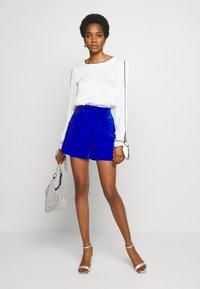 4th & Reckless - RONNIE SHORT - Shorts - blue - 1