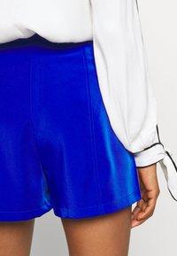 4th & Reckless - RONNIE SHORT - Shorts - blue - 3