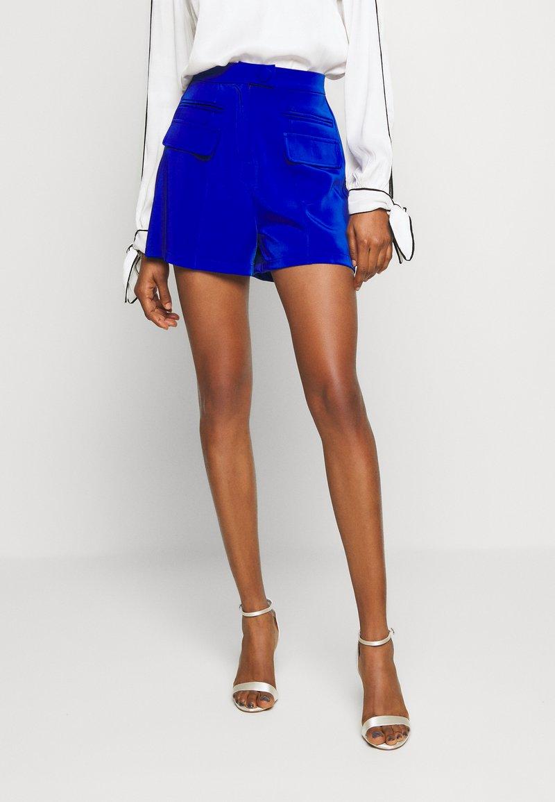 4th & Reckless - RONNIE SHORT - Shorts - blue