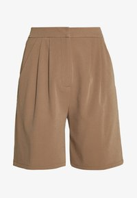 4th & Reckless - PASCAL - Shorts - camel - 3