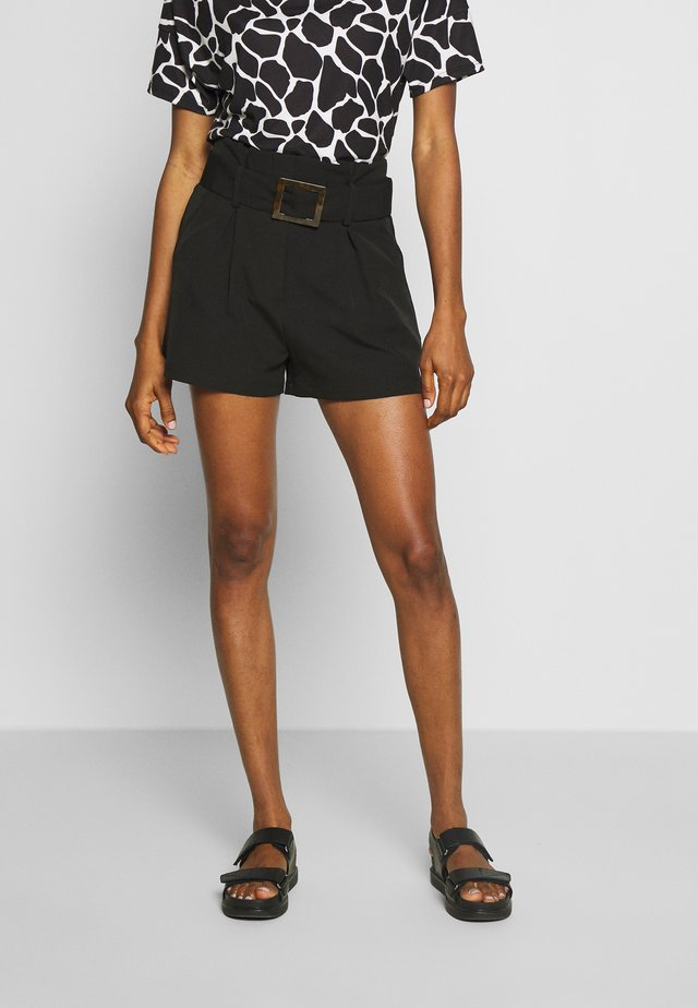 KELLY - Shortsit - black