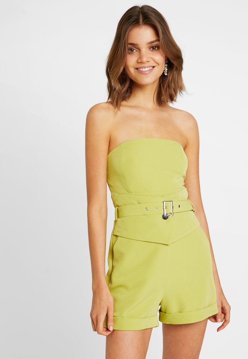 4th & Reckless - KARLY PLAYSUIT - Combinaison - lime