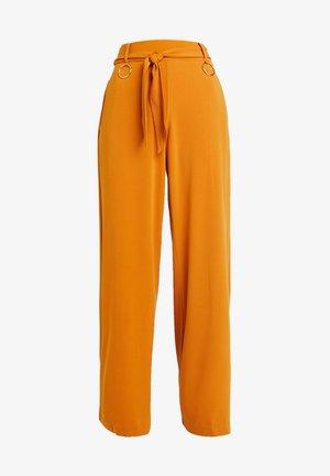 HARRINGTON TROUSER - Pantalon classique - ginger