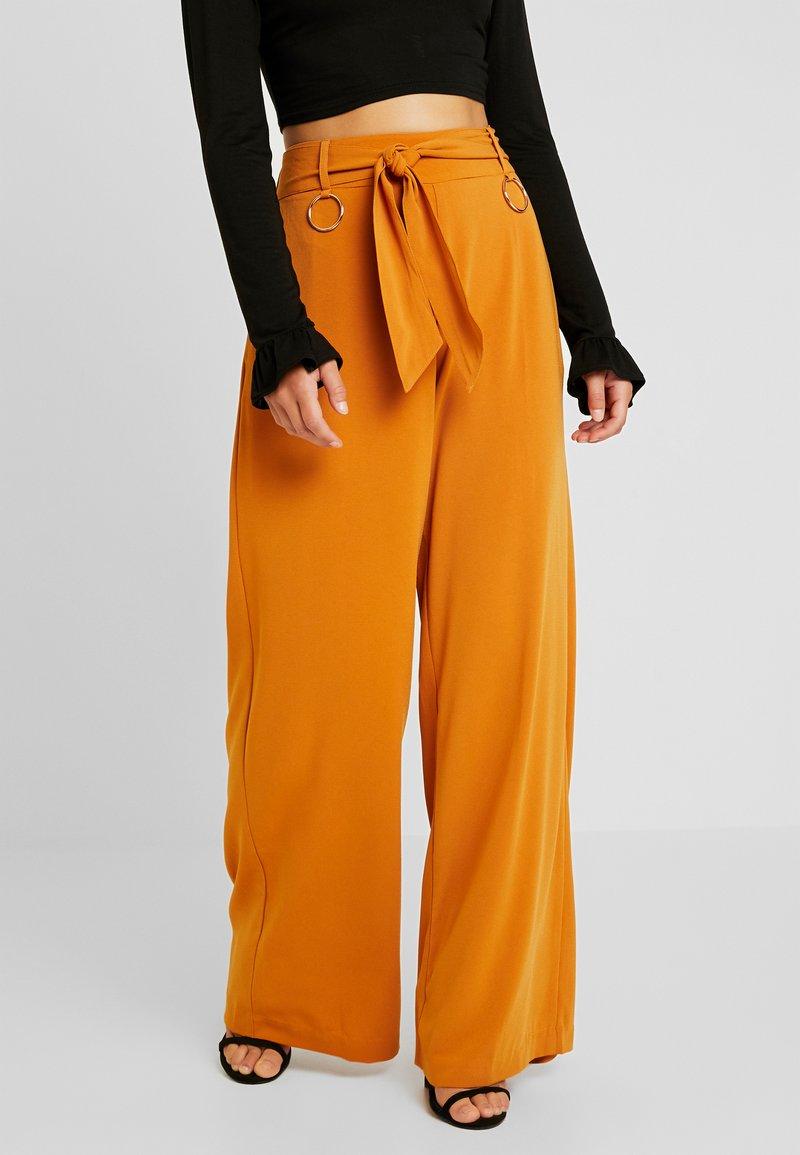 4th & Reckless Petite - HARRINGTON TROUSER - Trousers - ginger