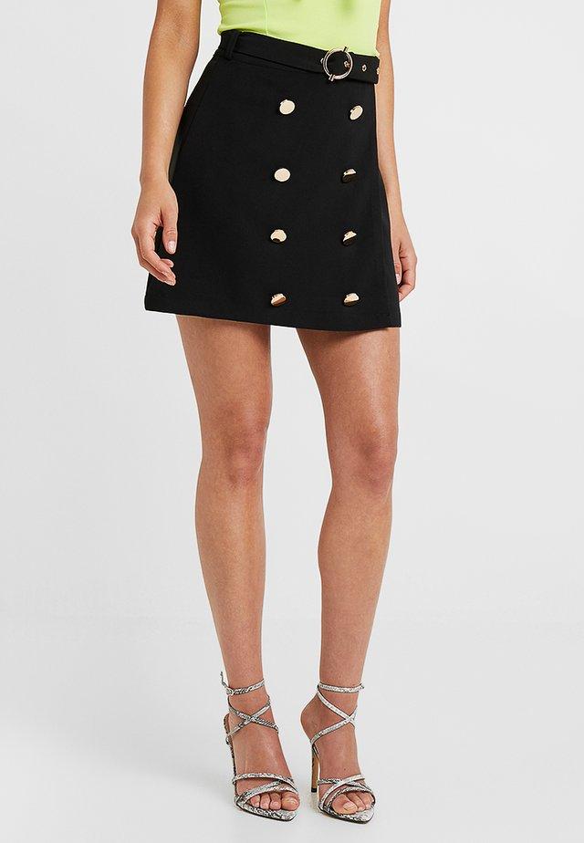 MILLINGTON SKIRT - A-snit nederdel/ A-formede nederdele - black